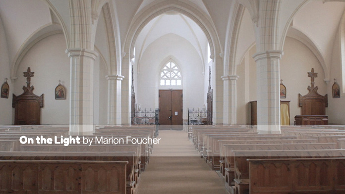Pomme Hurlante Films - On the Light - Marion Foucher
